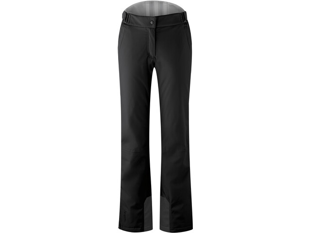 Maier Sports Steffi Slim Pants Women, negro